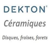 Outils Dekton & céramiques
