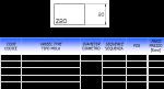 Meule CNC profil Z20