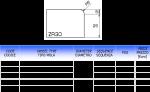 Meule CNC profil ZR30