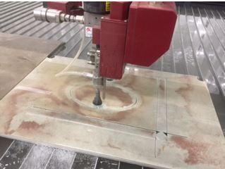 coupe jet d'eau