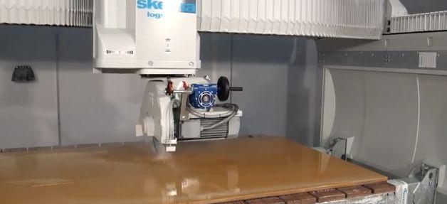 machine coupe pierres