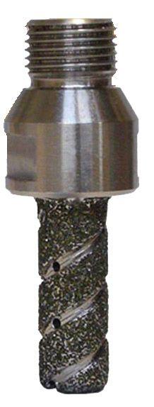Fraise diamant dépôt-electro