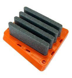 brosse effet cuir granit