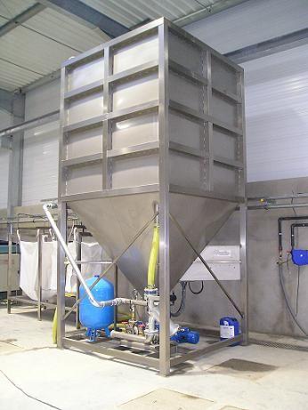 station traitement eaux