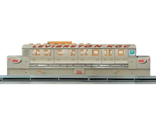polissoir automatique
