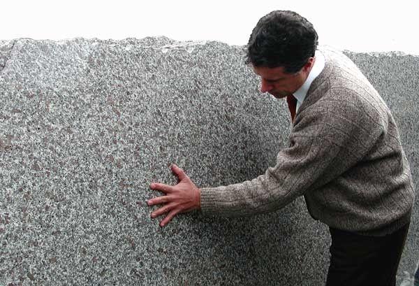 polissoir marbre