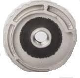 plateau fletor meule polissage