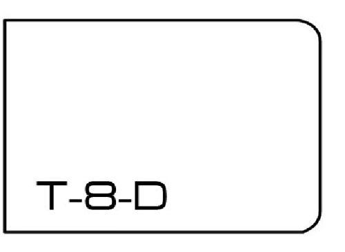 Meule CNC T-8-D D.20